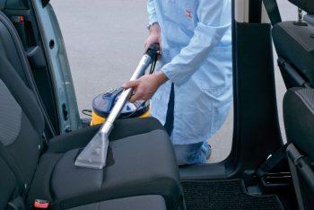 ניקוי רכב פנימי - ניקוי ריפודים לרכב