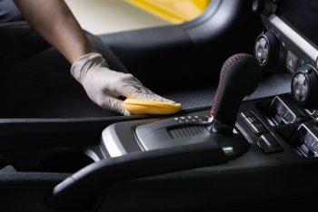 ריח של רטיבות באוטו