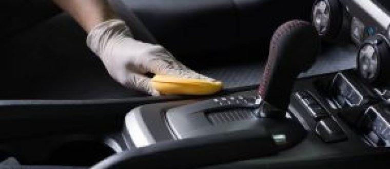 ניקוי פנימי לרכב